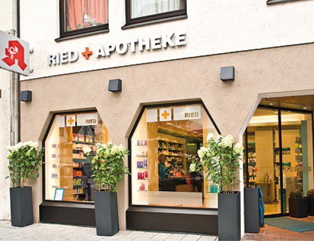 RIED + APOTHEKE HAFENBAD