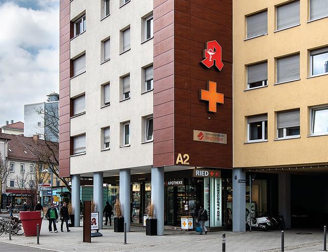 Ried Apotheke Neu-Ulm