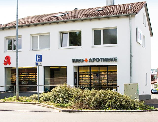 Ried Apotheke Stifterweg