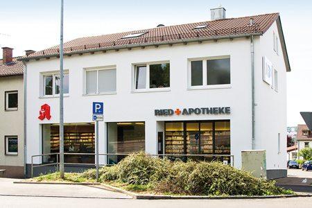 RIED + APOTHEKE STIFTERWEG 7